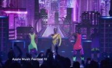 "B. Spears koncertavo ""Apple Music"" festivalyje"
