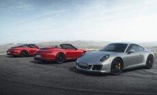 Porsche 911 GTS šeima