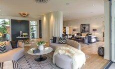 Įvertinkite supermodelio C. Crawford naujų namų interjerą