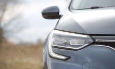 Renault Megane vairtuotojai gaus pritaikytą reklamą