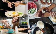 Konkursas tęsiasi: pasidalinkite savo pusryčių receptu ir laimėkite puikų pagalbininką virtuvėje!