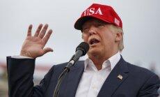 D. Trumpas pareiškė, kad NATO yra pasenusi organizacija