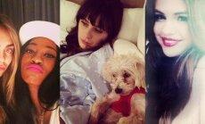 Cara Delevingne/Zooey Deschanel/Selena Gomez