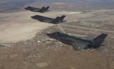 JAV naikintuvai F-35