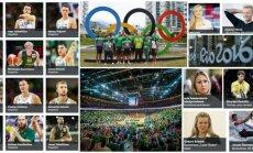 Lietuvos olimpiečiai Rio2016
