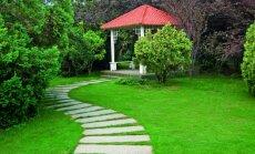 Dailiname aplinką: sodo takelių sprendimai