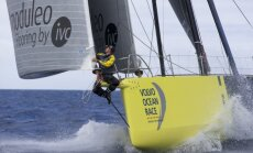 Team Brunel jachta