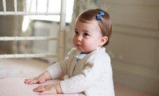 Parodė, kaip šiandien atrodo pirmąjį gimtadienį švenčianti princesė Charlotte