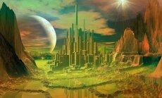 Nežemiška civilizacija
