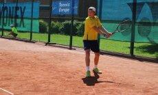 Toyota Cup U16 teniso turnyras / Foto: Toma Švedarauskaitė