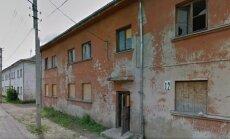 Avarinės būklės namas Želvos gatvėje 12 (Kaune) bus griaunamas