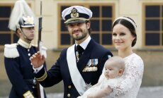 Princas Carlas Philipas su žmona