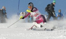 Eglė Augustaitytė (kalnuslidinejimas.lt nuotr.)