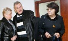 Tatjana ir Stasys Stankūnai, Laima Plėšnienė