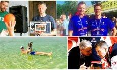 Krepšininko karjerą baigęs R. Kaukėnas pajuto tuštumą (Facebook nuotr.)