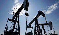 OPEC narėms mažinant gavybą, naftos kainos auga