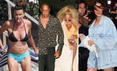J. Dickinson, Jay-Z, Beyonce, K. Kardashian