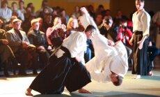 Aikido festivalio akimirka (organizatorių nuotr.)