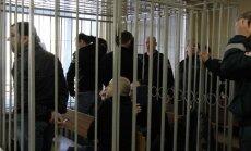 Agurkinių gaujos teismas Klaipėdoje