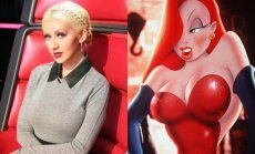 Christina Aguilera, Jessica Rabbit