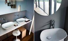 Vonios kambarys: metas pamiršti nuobodžius praustuvus