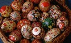 Velykos, margučiai, kiaušiniai