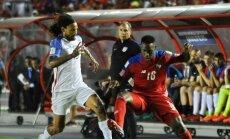 Futbolas: Panama – JAV