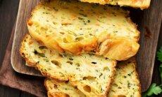 Nepajėgsite atsispirti: cukinijų ir sūrio pyragas