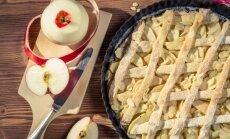 Genialumas slypi paprastuose dalykuose (net ir virtuvėje). Jūsų dėmesiui – nuostabus obuolių pyragas.