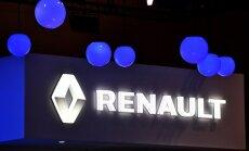 Renault logotipas