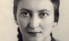 lietuvio išgelbėta Giedraičių žydė Mera Bender