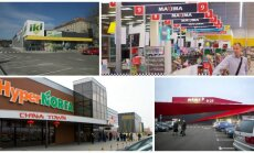 prekybos centrai