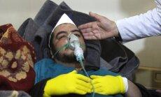 Cheminė ataka Sirijoje