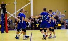 "Vilniaus kolegijos-Flamingo Volley SM Tauro"" tinklininkai"