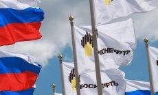 """Rusijos naftos milžinė patyrė """"galingą"""" kibernetinę ataką"""
