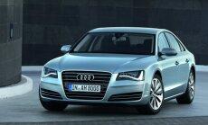 Audi A8 (asociatyvi nuotr.)