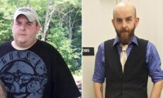 Adamo svorio pokyčiai