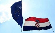 Kroatija taps Europos Sąjungos nare