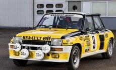 """""""Renault"""" automobilių sportinė aistra tęsiasi antrą šimtmetį"""