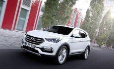 Atnaujintas Hyundai Santa Fe