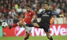 Cristiano Ronaldo muša įvartį