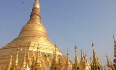 Mianmaras – po ilgametės izoliacijos atverta lobių skrynia