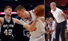 Ainaras Bagatskis tiki naująja Latvijos krepšinio karta (DELFI ir Vida Press nuotr.)