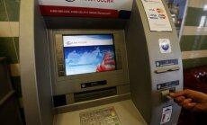 Bankomatas Rusijoje