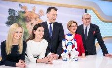 Ugnė Galadauskaitė, Eglė Daugėlaitė, Marijus Žiedas, Eglė Bučelytė, Audrius Siaurusevičius