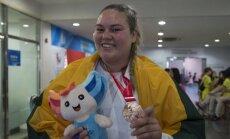 Dziudo imtynininkė Santa Pakenytė iškovojo pasaulio studentų universiados bronzą