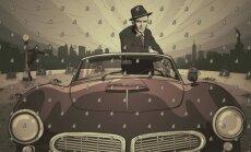 Algio Kriščiūno darbas Frankas Sinatra
