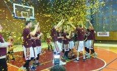 Lietuvos studentų krepšinio lygos čempionai