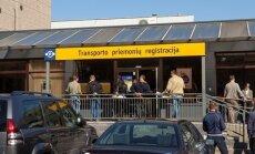 Transporto priemonių registracija