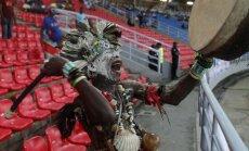 Kongo Demokratinės Respublikos rinktinės fanas